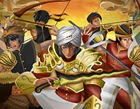 Perang Diponegoro Wallpaper