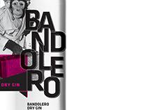 BANDOLERO DRY GIN