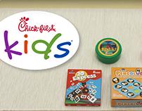 Chick-fil-A Kids Stop Motion Spot