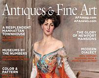 Antiques & Fine Art Magazine