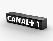 Canal + (4 ON AIR IDS FOR CANAL +1)