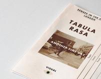 Tabula Rasa Magazine