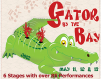 Gator by the Bay Ad