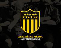 Branding Club Atlético Peñarol
