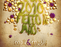 Christmas Card Meik&Mesh Marketing