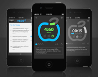 Pomodoro Timer - iPhone App