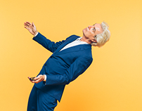 David Byrne Portraits