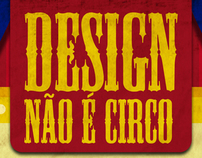 Design não é Circo