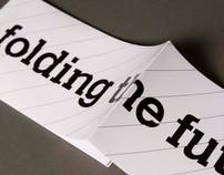 folding the future fashion catalog