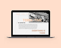 terra-time – website