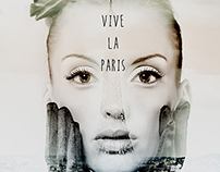 VIVE LA PARIS Poster