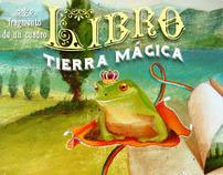 Libro - tierra mágica