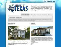 Solar Homes of Texas