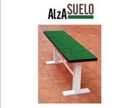 AlzaSuelo - Lo mismo, pero más cerca.