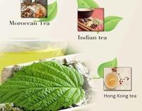 infographic ( Tea )