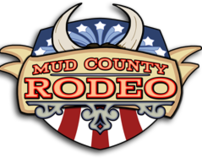 Mud County Rodeo Logo