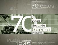 70 Anos II Guerra Mundial