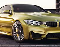 2015 BMW M4 F32