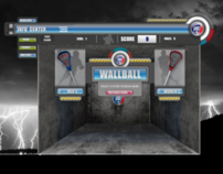 US Lacrosse// Wall Ball Game