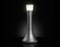 Trioh! The World's Most Beautiful Flashlight