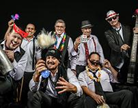 Retratos | Grupo Gaviota (Costa Rica)