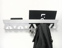 Hang Up - wall organizer