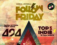 Follow Friday Reviews