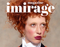 ROUGE cover story for IMirage magazine
