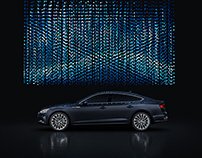 The all-new Audi A5 Campaign