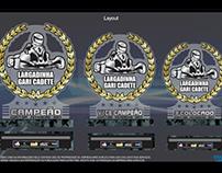 Troféu de Kart