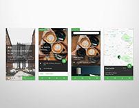 local search service app/web: prototype design