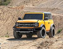 Ford Bronco Raptor 2024