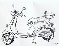 summer 18 sketches