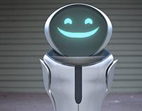 Faithful Robotic Companion: Einstein (Work In Progress)