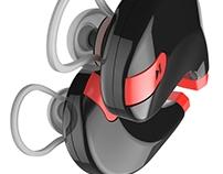 Headphones - 3D Renderings