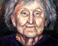 Ann Budziszewski Portrait