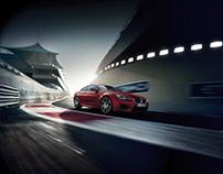 Postproduction BMW M6