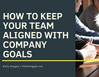 How to Keep Your Team Aligned with Company Goals