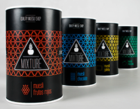 Mixture Muesli Packaging
