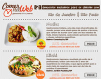 Comer Na Web .::. Email Marketing