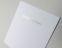 Louis Vuitton Series 3 Brochure
