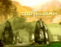 Too Human Cyberspace