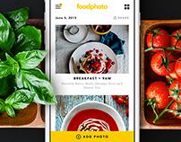 Food Photo App