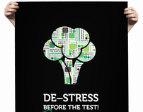 De-Stress before the Test