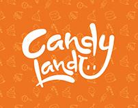 CandyLand // CHARACTER DESIGN + BRAND PCKGN