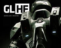 GLHF Magazine — Original Prototype