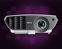 BenQ Projector Microsite