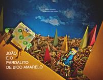 Graphic review of João e o Pardalito de Bico Amarelo