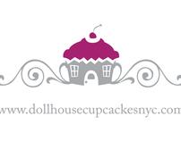 Dollhouse Cupcakes