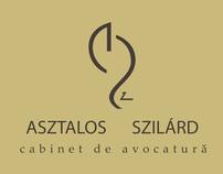 Asztalos Szilard - Logo